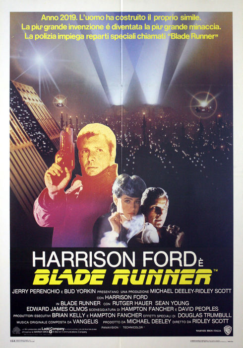 Blade Runner - International Cut